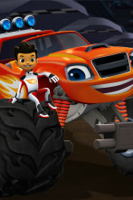 Blaze y los Monster Machines - La Carrera Cerdito 500