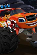 Blaze y los Monster Machines - Amigos rápidos