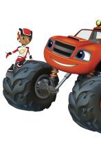 Blaze y los Monster Machines - Amigos robots