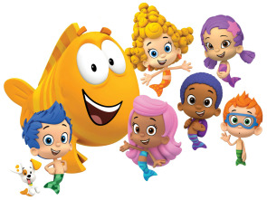 Bubble Guppies - Utiliza tus sentidos