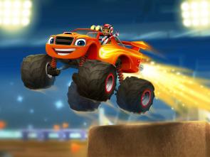 Blaze y los Monster Machines - La fuerza del motor