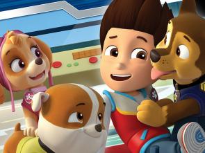 La patrulla canina Single Story - La patrulla salva un juguete espacial