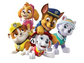La Patrulla Canina - La Patrulla salva a los Goodway en la nieve / La Patrulla salva el estanque de los patos