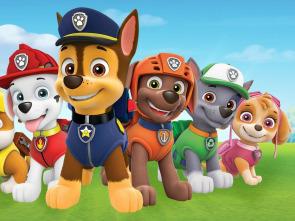 La patrulla canina Single Story - La patrulla detiene a un paste-clón