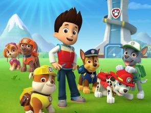 La patrulla canina - La patrulla salva a un robot camarero / La patrulla detiene a un paste-clón