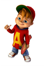 ALVINNN!!! y las Ardillas (single story) - Superhéroes