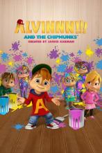 ALVINNN!!! y las Ardillas Single Story - Perdido en el campamento espacial