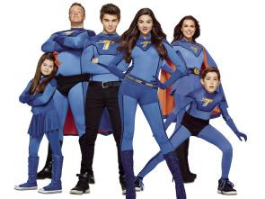 Los Thundermans - Las aventuras de los superniñeros