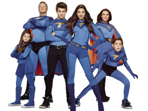 Los Thundermans - Cena familiar