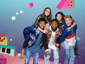 Game Shakers - La ballena voladora (I)