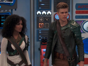 Henry Danger - A tope con los topos