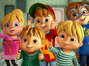 ALVINNN!!! y las Ardillas - Los trolls / The Littlest Robot