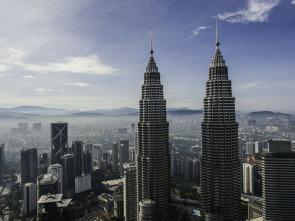 Asia desde el cielo - Singapur