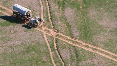 América desde el aire - El salvaje oeste