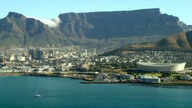 África desde el aire - Cabo Occidental