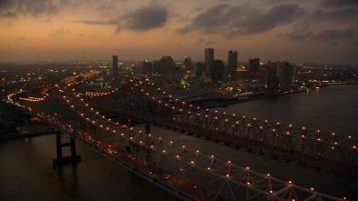 América desde el aire - Luisiana