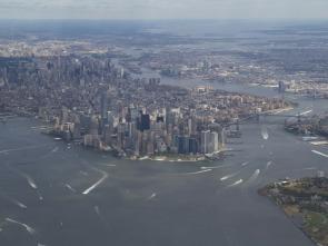 Norteamérica desde el cielo: Ciudades 24h