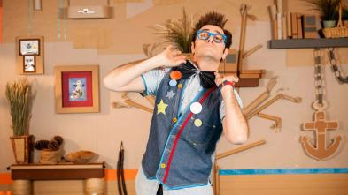 Panda y la cabaña de cartón - Traga-bolas