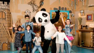Panda y la cabaña de cartón - Lola aviadora