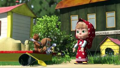 Los cuentos de Masha - El Lobo y el Zorro