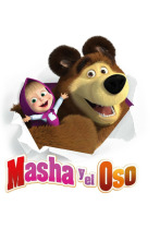 Masha y el Oso - Escoba voladora
