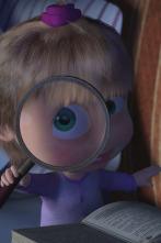 Las historias espeluznantes de Masha - La terrible historia de la niña con miedo a los animales