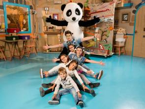 Panda y la cabaña de cartón - Pizza-Panda