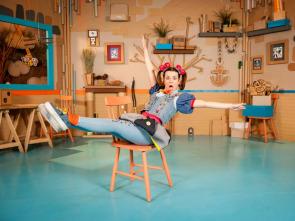Panda y la cabaña de cartón - Extraterrestres