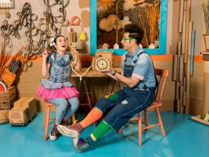 Panda y la cabaña de cartón - El Doctor Panda