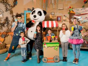 Panda y la cabaña de cartón - Un trono para Lola