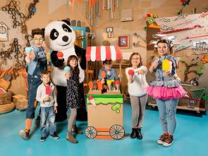 Panda y la cabaña de cartón - Instrumentos musicales