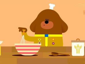 Hey Duggee - Duggee y la insignia para cultivar comida