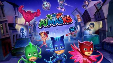 PJ Masks - La melodía de Romeo/ Robot PJ se pone al mando