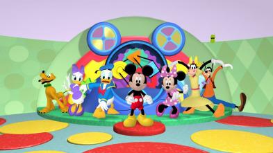 La Casa de Mickey Mouse - La gran carrera en globo de Donald