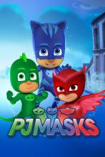 PJ Masks - Buhíta supersónica/ Gatuno y el tirachinas de pegotes pegajosos