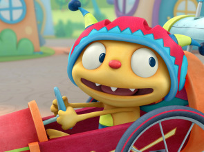 Henry, el monstruo feliz - El especialísimo programa especial de Abracidad de Henry Abrazamonstruo