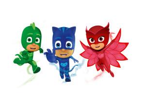 PJ Masks - El buga de un héroe/ Lobuno lunar