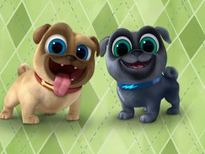Bingo y Rolly - Cachorros bombero/ ¡Ir a pata!