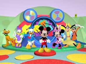 La Casa de Mickey Mouse - Las manitas de Mickey