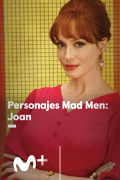 Personajes Mad Men - Joan
