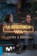 La Resistencia: Selección  - Hermes y Sherpa - Entrevista - 15.10.19