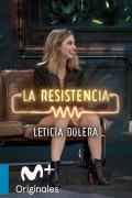 La Resistencia: Selección  - Leticia Dolera - Entrevista - 22.10.19