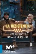La Resistencia: Selección  - Mario Casas y Natalia de Molina - Entrevista - 19.11.19