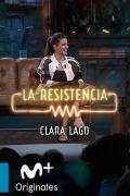 La Resistencia: Selección  - Clara Lago - Entrevista - 12.12.19