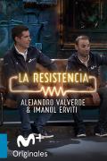 La Resistencia: Selección  - Alejandro Valverde e Imanol Erviti - Entrevista - 18.12.1
