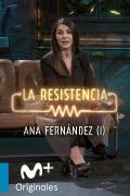 La Resistencia: Selección  - Ana Fernández - Entrevista 1 - 08.01.20