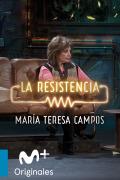 La Resistencia: Selección  - Mª Teresa Campos - Entrevista - 20.0120