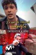 La Resistencia: Selección  - Ayax - Entrevista - 23.04.20