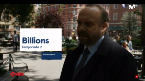 Billions T2, estreno en Movistar Series