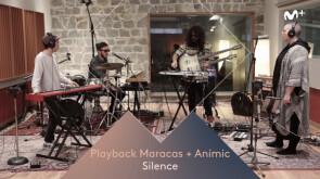 Menú Stereo - Anímic & Playback Maracas